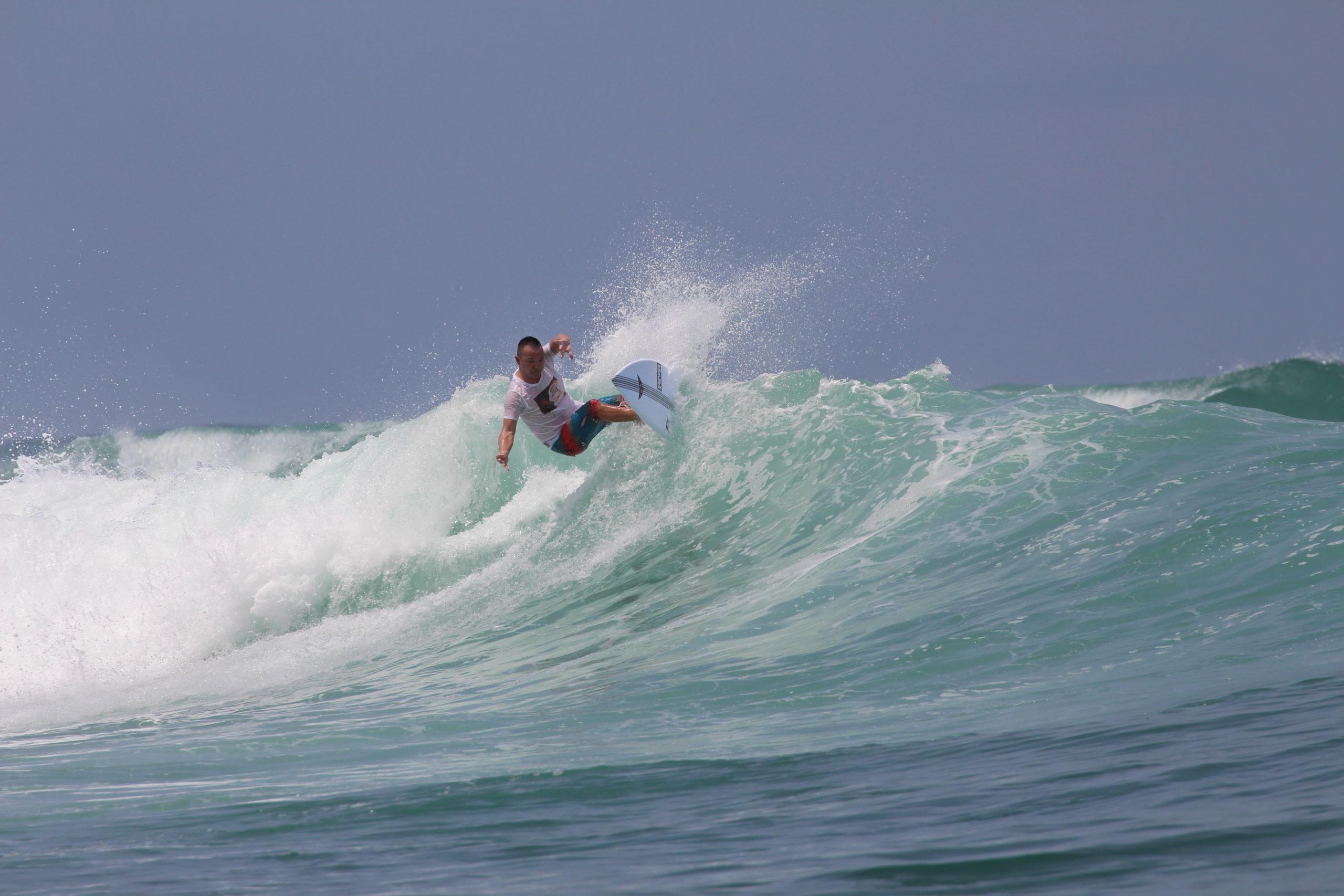 DICK BREWER SURFBOARDS JAPAN インタビュー Vol.2<br>上條将美ライダー/元JPSAプロ<br><i><font color=