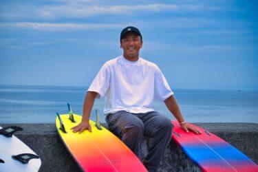 AWING SURFBOARDS<br>大澤伸幸氏 小川昌男氏インタビュー Vol.2<br><i><font color=